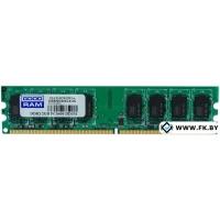 Оперативная память GOODRAM DDR2 PC2-6400 2GB 128x8 (GR800D264L6/2G)