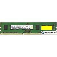 Оперативная память Samsung DDR3 PC3-12800 4GB (M378B5273DH0-CK0)