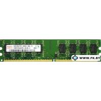 Оперативная память Hynix DDR2 PC2-6400 2 Гб (HYMP125U64CP8-S6)