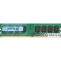 Оперативная память NCP DDR2 PC2-6400 2 Гб (NCPT8AUDR-25M88)