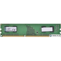 Оперативная память Kingston ValueRAM 2GB DDR3 PC3-10600 (KVR13N9S6/2)