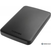 Внешний жесткий диск Toshiba Canvio Basics 1TB Black (HDTB310EK3AA)
