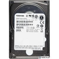 Жесткий диск Toshiba MBF2 RC 600GB (MBF2600RC)