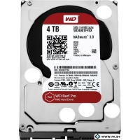 Жесткий диск WD Red Pro 4TB (WD4001FFSX)