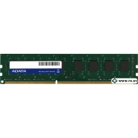 Оперативная память A-Data Premier 2GB DDR3 PC3-12800 (AD3U1600C2G11-R)