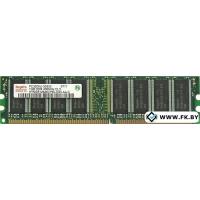 Оперативная память Hynix DDR PC-3200 1 Гб (HYMD512646CP8J-D43)