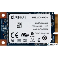 SSD Kingston SSDNow mS200 60GB (SMS200S3/60G)