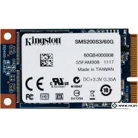 SSD Kingston SSDNow mS200 60GB (SMS200S3/60G)