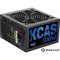 Блок питания AeroCool Kcas 500W
