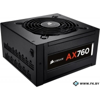 Блок питания Corsair AX760 760W (CP-9020045-EU)
