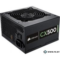 Блок питания Corsair CX500 V3 500W (CP-9020047-EU)