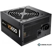Блок питания Corsair VS650 (CP-9020098)