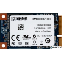 SSD Kingston SSDNow mS200 120GB (SMS200S3/120G)