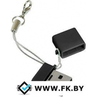 USB Flash QUMO NanoDrive 64Gb Black
