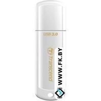 USB Flash Transcend JetFlash 730 16Gb White (TS16GJF730)