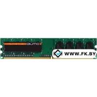 Оперативная память QUMO 8GB DDR3 PC3-10600 (QUM3U-8G1333C9)