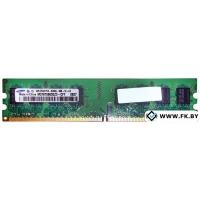 Оперативная память Samsung DDR2 PC2-6400 2GB (M378T5663QZ3-CF7)