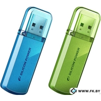 USB Flash Silicon-Power Helios 101 8 Гб (SP008GBUF2101V1N)
