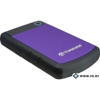 Внешний жесткий диск Transcend StoreJet 25H3P 500GB (TS500GSJ25H3P)