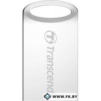 USB Flash Transcend JetFlash 510S 16GB Silver (TS16GJF510S)