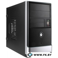 Корпус In Win EMR002 Black/Silver