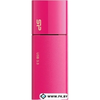 USB Flash Silicon-Power Blaze B05 Pink 32GB (SP032GBUF3B05V1H)