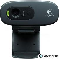 Web камера Logitech HD Webcam C270 Black (960-000636)