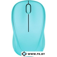 Мышь Logitech Wireless Mouse M317 Merry Mint (910-004184)