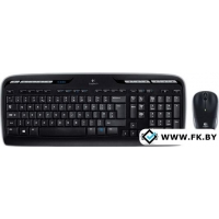 Мышь + клавиатура Logitech Wireless Combo MK330