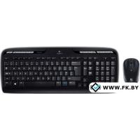 Мышь + клавиатура Logitech Wireless Combo MK330