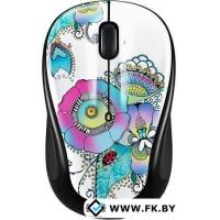 Мышь Logitech M325 Wireless Mouse Lady on the Lily (910-004220)