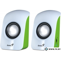 Акустика Genius SP-U115 White &  Light green