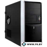 Корпус In Win EMR007 Black/Silver 450W