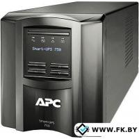Источник бесперебойного питания APC Smart-UPS 750VA LCD 230V (SMT750I)