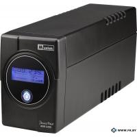 Источник бесперебойного питания Mustek PowerMust 800 LCD 800VA