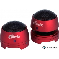 Акустика Ritmix SP-2013BT Red