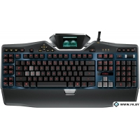 Клавиатура Logitech G19s Gaming Keyboard