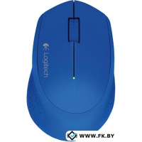 Мышь Logitech Wireless Mouse M280 Blue (910-004294)