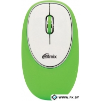 Мышь Ritmix RMW-250 Antistress Green