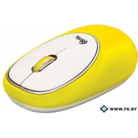 Мышь Ritmix RMW-250 Antistress Yellow