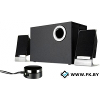 Акустика Microlab M-200 Platinum BT Black