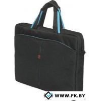 Кейс для ноутбука Continent CC-01 Black