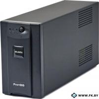 Источник бесперебойного питания SVEN Power Pro+ 600