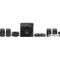 Акустика Logitech Surround Sound Speakers Z906 Black