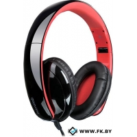 Гарнитура Microlab K310 Black-Red