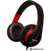 Гарнитура SVEN AP-940MV Black+Red