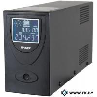 Источник бесперебойного питания SVEN Pro+ 650 (LCD, USB)