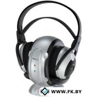 Наушники Ritmix RH-701 Black+Silver