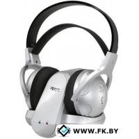 Наушники Ritmix RH-704 Black+Silver