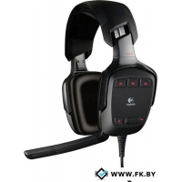 Гарнитура Logitech G35 Surround Sound Headset